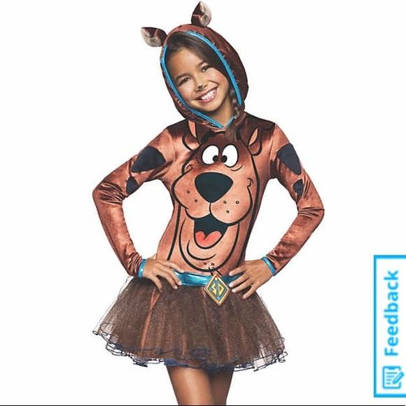 Dance Halloween Costumes | Spirit Costumes Girls Scooby Doo Dance Halloween Costume Dress
